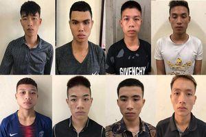 Hà Nội: Nhóm cướp 'tuổi teen' chuyên 'săn mồi' trên Đại lộ Thăng Long