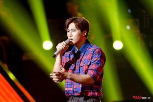 Hoàng Đức Thịnh The Voice 2019 nói gì về nhận xét 'ca sĩ nam phải nam tính' của HLV Hồ Hoài Anh?