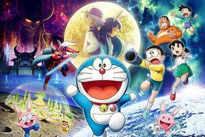 'Doraemon: Nobita và Mặt trăng phiêu lưu ký': Không tình bạn nào đẹp đẽ như tình bạn tuổi thơ