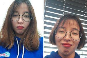 Thất tình đi cắt tóc để 'đổi vận', cô gái quên hẳn chuyện tình buồn nhờ thợ cắt tóc 'điêu luyện'