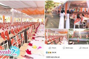 Trường người ta chưa bao giờ làm tôi thất vọng: Lễ tri ân như đám cưới trong mơ