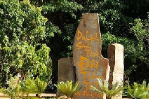 Đắk Lắk: Khu du lịch sinh thái hàng tỷ đồng xây dựng trái phép nhiều hạng mục