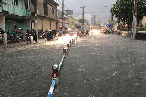 Dự báo thời tiết hôm nay 23/5: Nam Bộ ngày nắng nóng, chiều tối chuyển mưa dông mạnh nhiều nơi