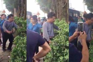 Điều tra vụ người đàn ông 'sàm sỡ' phụ nữ trên xe buýt tại Hà Nội