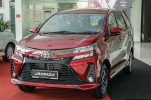 'Bán chậm' tại Việt Nam, Toyota Avanza ra mắt phiên bản nâng cấp mới