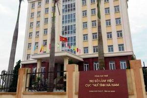 Hà Nam: Công ty xi măng Nội Thương bị cưỡng chế hơn 1,4 tỷ đồng tiền nợ thuế