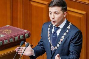 Vừa nhậm chức, đề xuất của tân Tổng thống Ukraine đã bị Quốc hội 'phớt lờ'