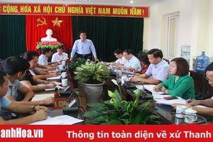 Giám sát công tác quản lý, sử dụng nguồn dự phòng ngân sách và nguồn tăng thu tại huyện Nga Sơn