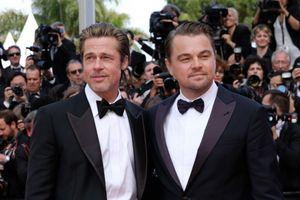 Phim của Brad Pitt, Leonardo DiCaprio được đón nhận nồng nhiệt tại LHP Cannes
