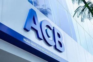 ACB tính phát hành riêng lẻ 5.500 tỷ đồng trái phiếu