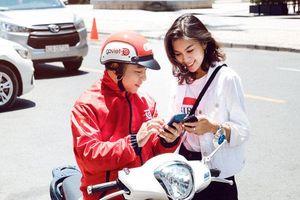 Go-Bike cũng áp dụng chính sách nhân giá theo khung giờ như Grab