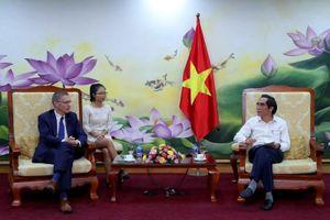 Tăng cường hợp tác phát triển Việt Nam - IFAD