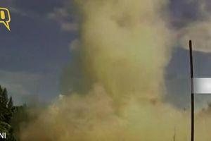 Cận cảnh uy lực tên lửa hành trình nhanh nhất thế giới Ấn Độ đang thử nghiệm