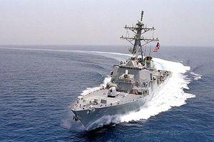Mỹ điều hai tàu hải quân qua eo biển Đài Loan, thách thức Trung Quốc