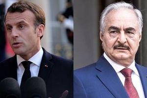 Tướng Khalifa Haftar bác đề xuất ngừng bắn của Tổng thống Pháp