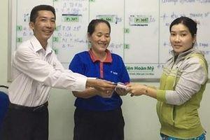 Nhân viên vệ sinh trả lại gần 40 triệu đồng cho người nhà bệnh nhân