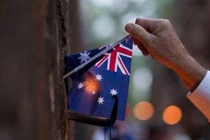 Australia thảo luận với Mỹ về cuộc chiến thương mại với Trung Quốc
