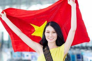 Phạm Lan Anh đại diện Việt Nam thi Miss Tourism Worldwide 2019