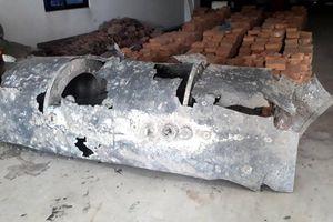 Ngư dân Quảng Ninh phát hiện vật thể lạ dưới vịnh Hạ Long
