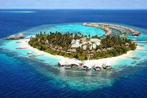 Vẻ đẹp khó cưỡng của quốc đảo Maldives