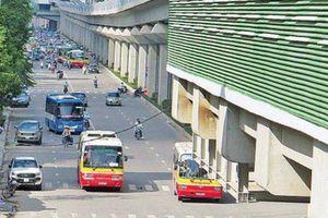 Ba kịch bản điều chỉnh mạng lưới xe buýt kết nối với đường sắt đô thị