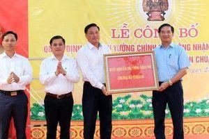Hưng Yên: Công bố bảo vật quốc gia Tượng Phật Quan Âm Thiên Thủ Thiên Nhãn chùa Mễ Sở
