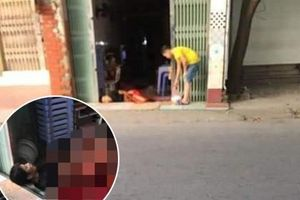 Thực hư thông tin chồng bị vợ cắt 'của quý', nằm giữa vũng máu trước cửa một căn nhà ở Hà Đông