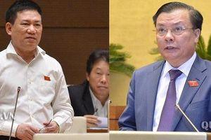 Bộ trưởng Tài chính và Tổng Kiểm toán Nhà nước lại tranh luận 'nóng' về thuế