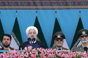 Iran 'không sợ bom Mỹ'