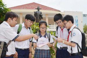 Hôm nay, học sinh lớp 10 Hà Nội nhận Phiếu báo dự thi