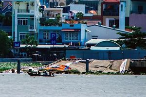 TP.HCM: Đảm bảo an toàn hàng hải sau sự cố sập cầu tàu cảng Ba Son
