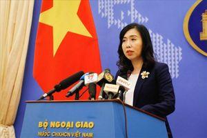 Việt Nam lên tiếng về cuộc chiến thương mại Mỹ - Trung