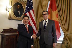 Thúc đẩy kinh tế-thương mại-đầu tư là nền tảng của quan hệ Việt-Mỹ