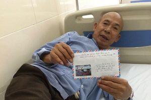 LD1978: Xót xa người cựu chiến binh chống chọi với ung thư phổi