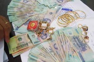 Phá ổ bạc tiền tỷ ở huyện miền núi, bắt giữ 7 đối tượng