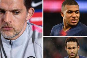Coi thường HLV trưởng, Neymar tự ý bỏ về quê, PSG loạn