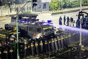 Căng thẳng ở Indonesia tạm lắng