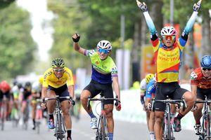 Giải xe đạp Về Nông Thôn: Chiến thắng kép cho tay đua Trần Tuấn Kiệt