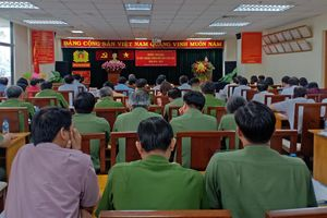 Ban Tuyên giáo và Công an TPHCM tăng cường phối hợp trong công tác tuyên truyền