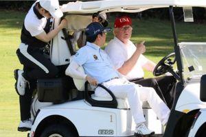 Tổng thống Trump sẽ được đón tiếp như thế nào tại Nhật Bản?