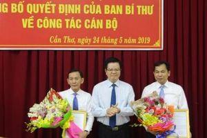 Ông Lê Quang Mạnh được giới thiệu giữ chức vụ Chủ tich UBND TP nhiệm ký 2016 - 2021