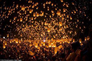 Đà Nẵng bác tin tổ chức lễ hội đèn trời quốc tế