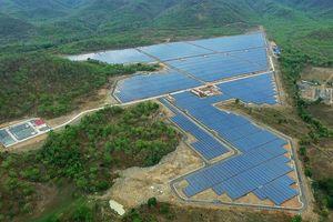 Nhà máy điện mặt trời TTC - Hàm Phú 2 công suất 49 MWp