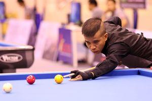 Trần Quyết Chiến bị loại ở giải Billiards World Cup 2019