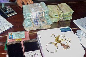 Đánh sập đường dây đánh bạc gần 1 tỷ đồng tại huyện miền núi tỉnh TT-Huế