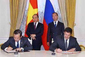 VNPT ký kết hợp tác với các công ty công nghệ hàng đầu của Nga