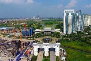 Sửa quy hoạch đô thị đáng sống nhất Hà Nội: Dân 'tố' nhiều lần điều chỉnh 'chui'