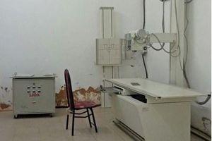 26 phút kinh hoàng của bệnh nhi nữ nghi bị hiếp dâm trong phòng chụp X–quang