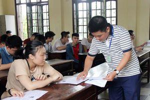 Chủ động hỗ trợ học sinh vùng khó khăn tham gia thi THPT Quốc gia