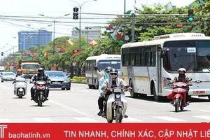 Nắng nóng quay trở lại Hà Tĩnh